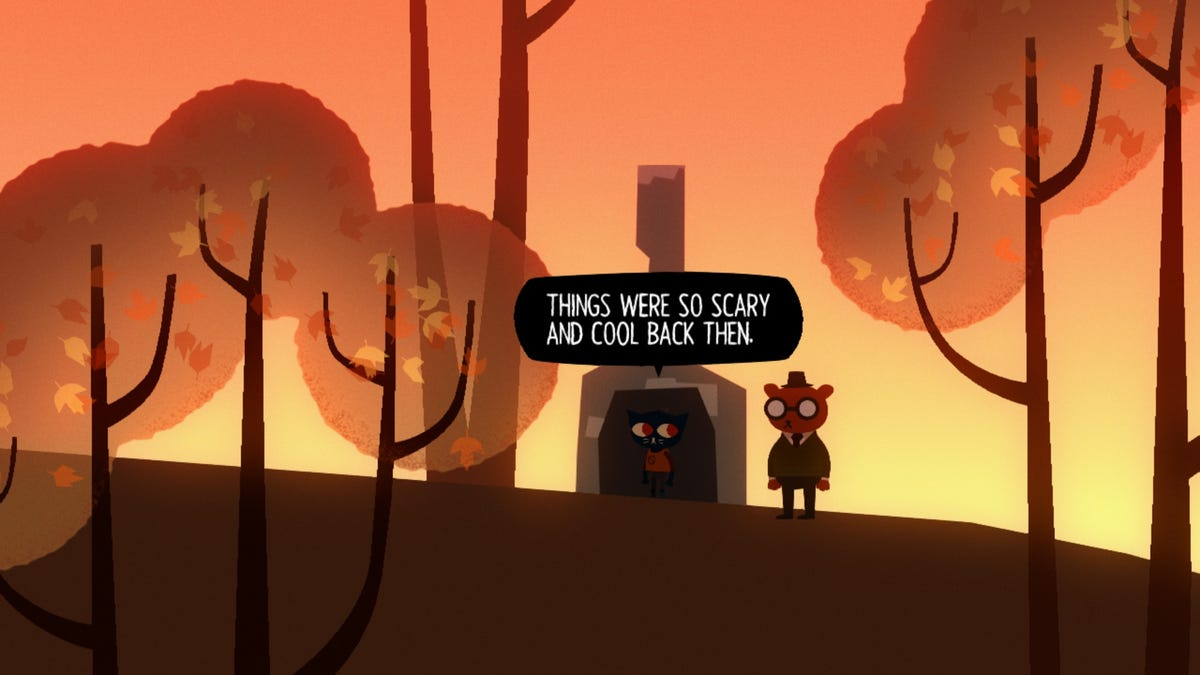 Night In The Woods The Kotaku Review
