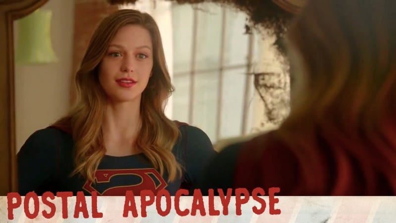 Illustration for article titled What's Wrong With The Supergirl Trailer? Everything And Nothing.