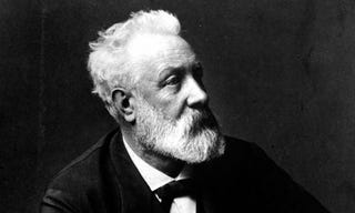 Illustration for article titled Jules Verne is the Second Most Popular Author in the World