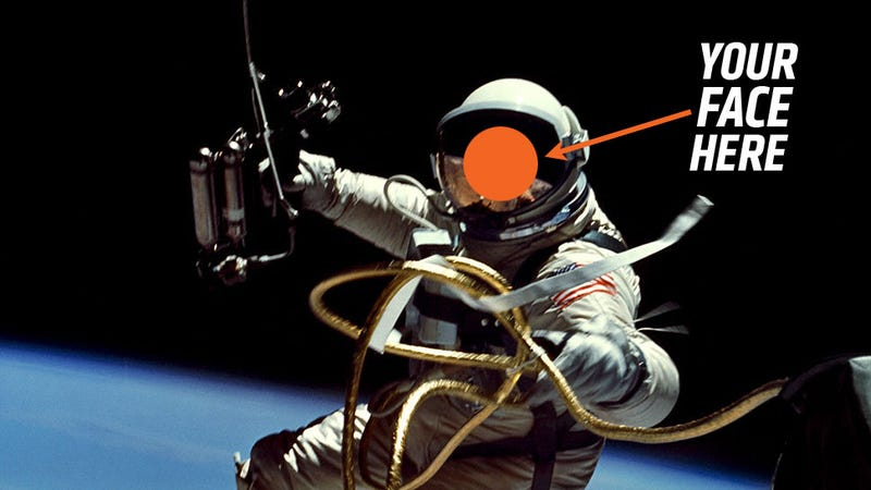 Illustration for article titled Hurry Up, Dammit, If You Want To Be An Astronaut