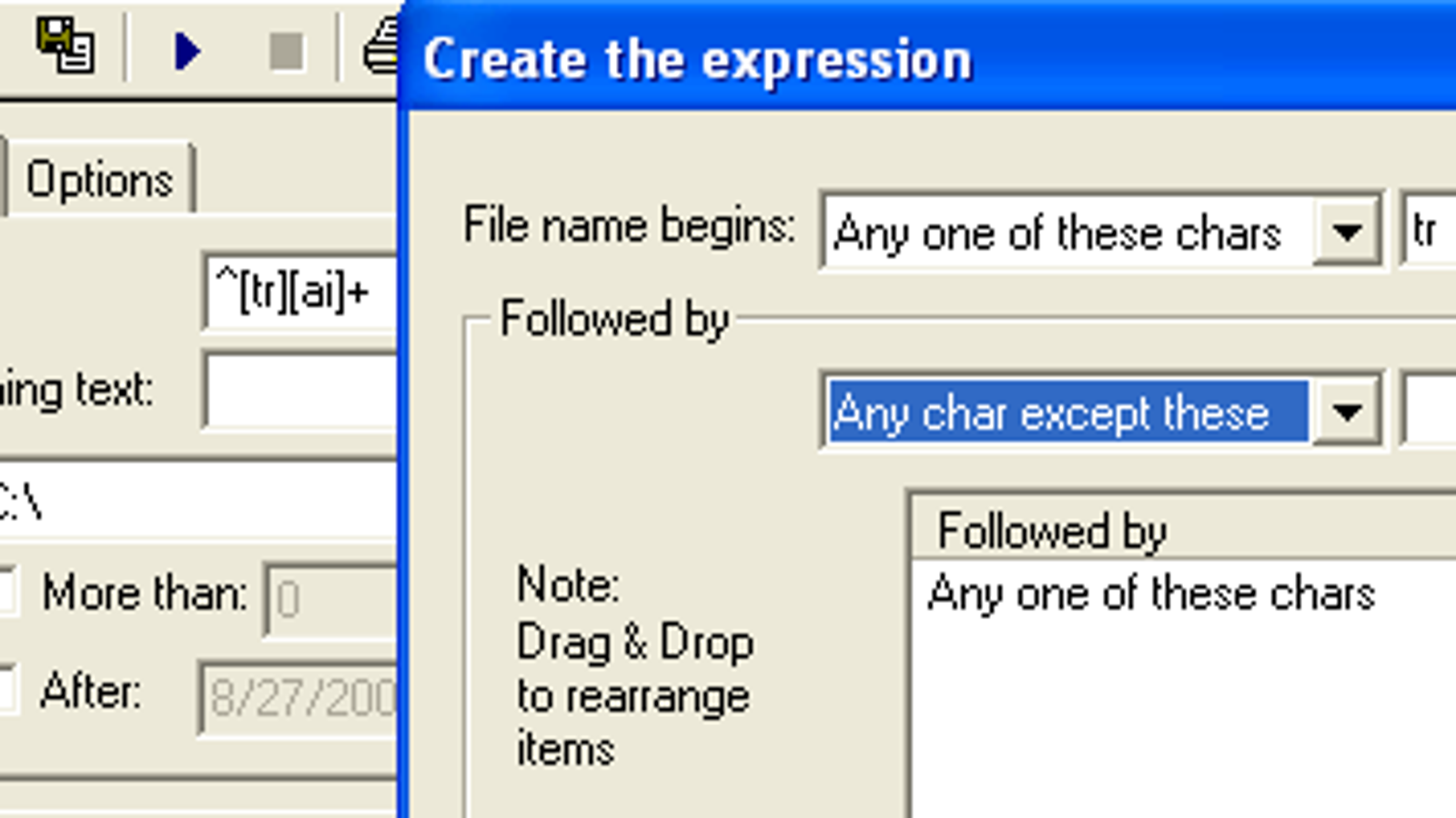 Agent Ransack Adds Regular Expression Power to Windows Search