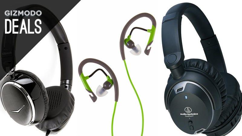 Headphones For All Your Needs, Sony Lightning Speaker Dock [Deals]