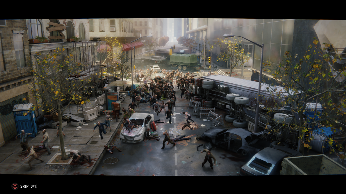 World War Z Is Almost The Left 4 Dead Successor I've Wanted For Years
