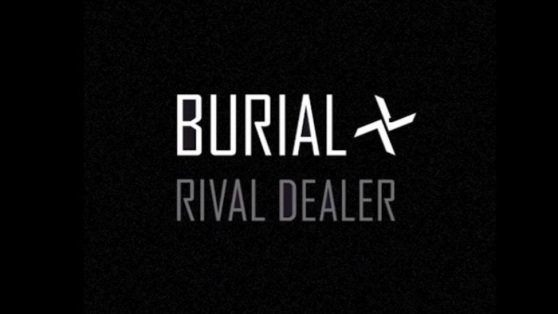 Illustration for article titled Burial's new Rival Dealer EP is already streaming online, so get on that