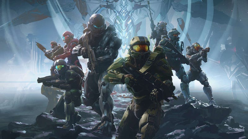 The popular Firefight mode is finally coming to Halo 5