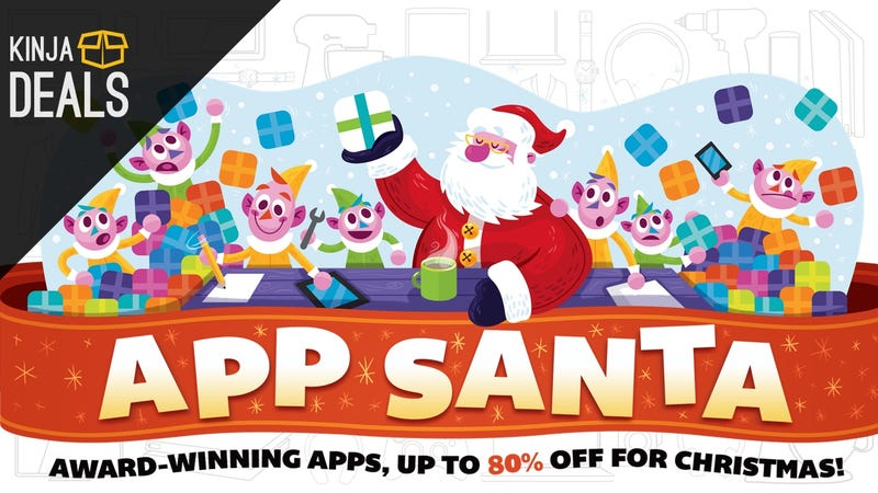 Illustration for article titled Save Up to 80% on 20 Popular Mac and iOS Apps For The Holidays