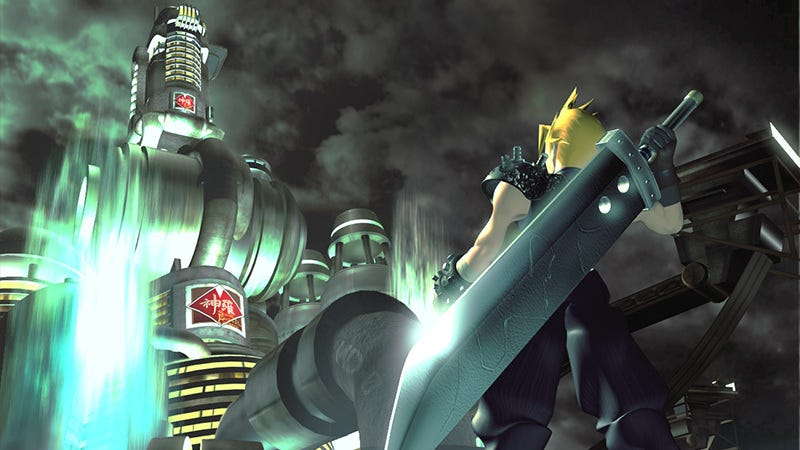 Illustration for article titled How Three People Crushed Final Fantasy VII In Less Than Eight Hours