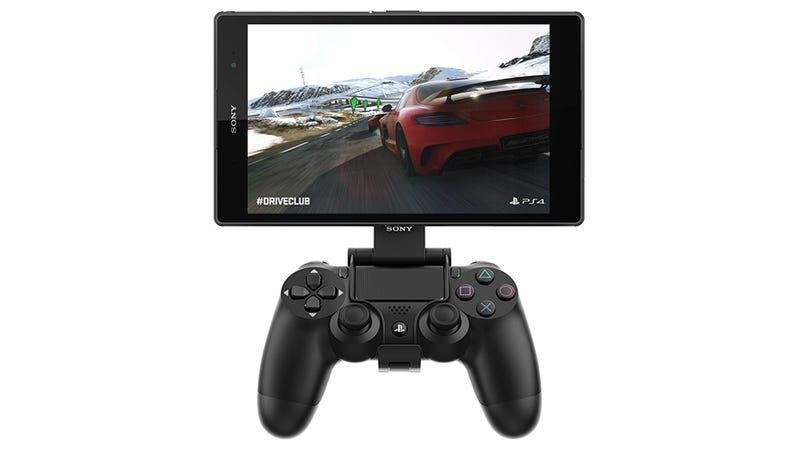 Illustration for article titled You Can Remote Play PS4 Games On Sony's New Phones And Tablets