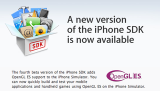 Illustration for article titled iPhone SDK Beta 4 Now Available, Comes with OpenGL ES 3D Graphics Support
