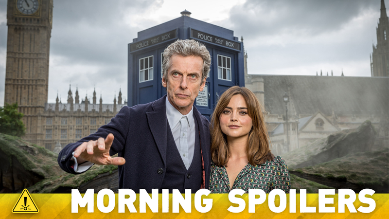 Illustration for article titled Another Familiar Face Returns In The Next Season Of Doctor Who