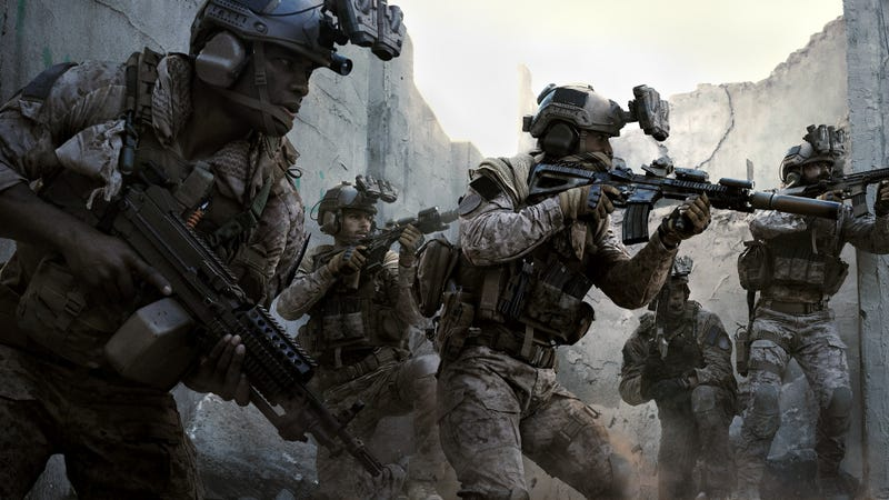 Illustration for article titled A Modern Warfare Game Option Is PS4 Exclusive Until October 2020