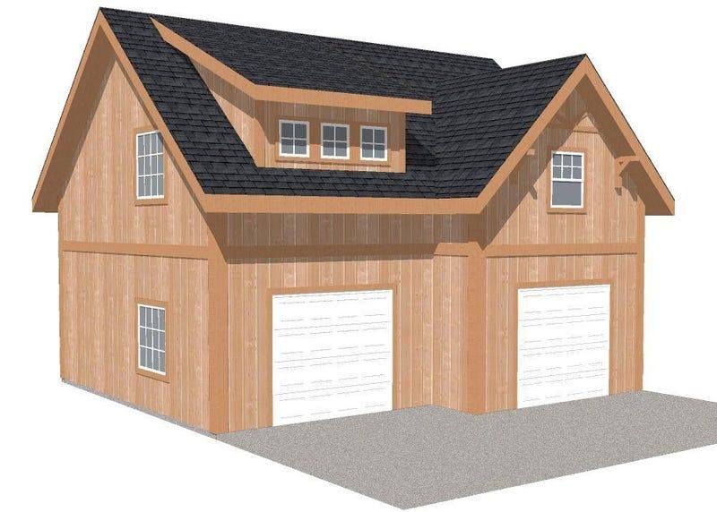 Illustration for article titled Let's Talk About Garages