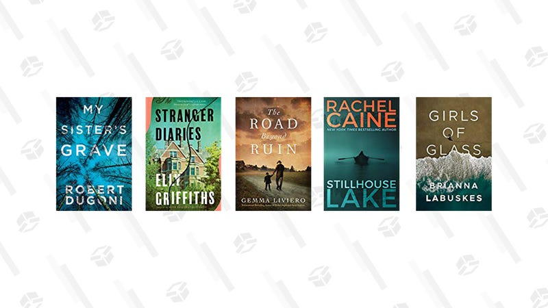 Up to 80% off Mysteries, Thrillers and more on Kindle | Amazon
