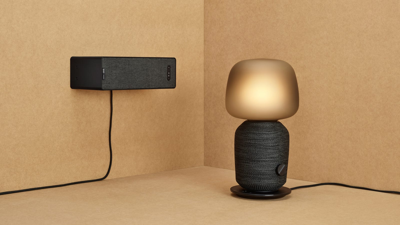 Sonos and Ikea Made Some Wacky Speaker Furniture