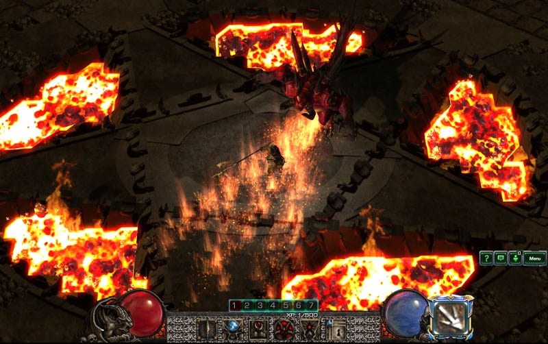 Illustration for article titled Someone Is Trying To Remake Diablo II In StarCraft II