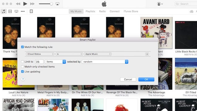 Use iTunes Smart Playlists to Differentiate Between Apple Music, iTunes Match, and More