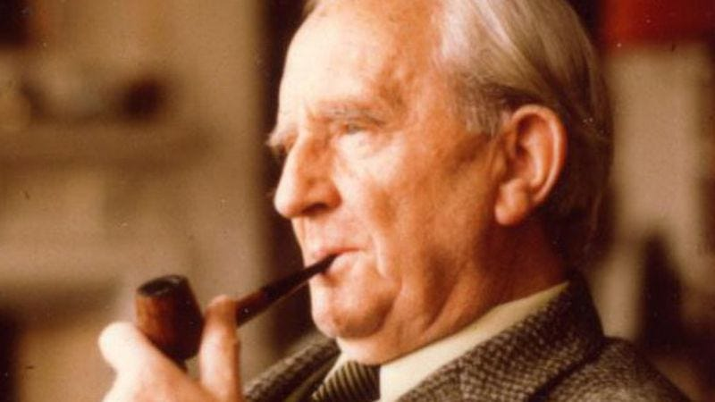 Illustration for article titled A biopic on J.R.R. Tolkien's life is in the works (and not from Peter Jackson)