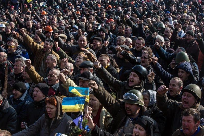 Illustration for article titled Kijev: ez a megállapodás rohadt kevés lesz
