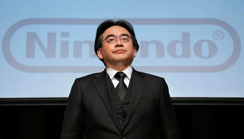 Illustration for article titled Fallece Satoru Iwata, presidente de Nintendo