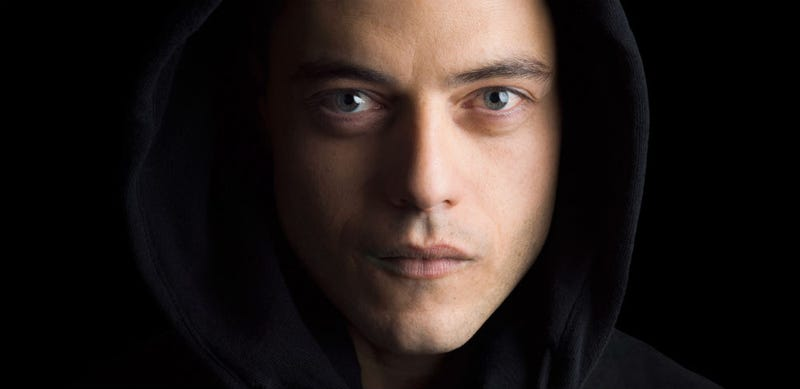 Illustration for article titled This Mr. Robot Season Two Teaser Hints at a Battle With the Political Machine