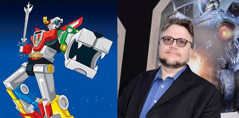 Illustration for article titled Voltron y la nueva serie animada de Guillermo del Toro llegarán a Netflix este año