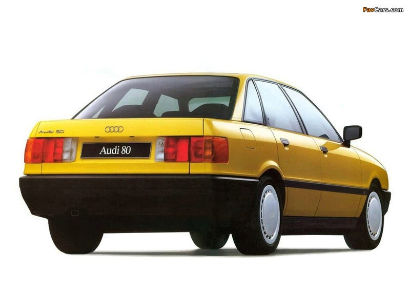 Illustration for article titled ADAC Yellow Anyone?