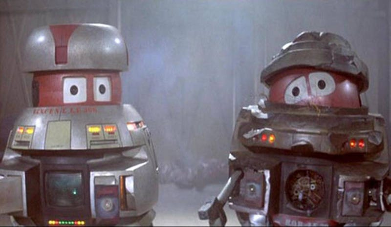 V.I.N.CENT and B.O.B. from Disney's Black Hole (1979) were not involved in the new MIT study.