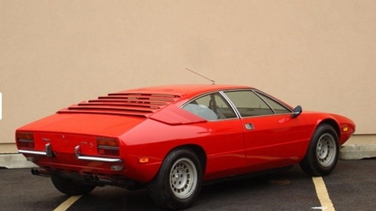 1972 Lamborghini Urraco For A Bullish 22 500