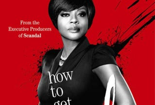 Ms. Viola Davis (How to Get Away With Murder's star), we bow down to you.ABC