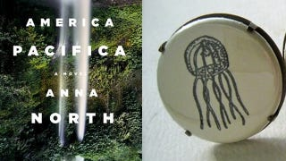 Illustration for article titled Win A Copy Of Anna North's America Pacifica, Plus Jellyfish Rings!