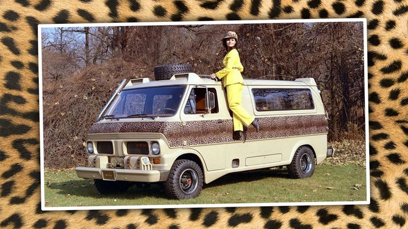 Illustration for article titled When Ford Was Bonkers: The Ford Econoline Kilimanjaro