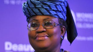 Ngozi Okonjo-IwealaMychele Daniau/Getty Images
