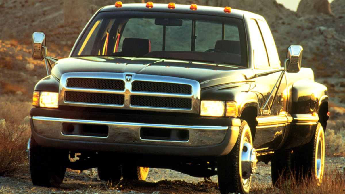 Heres Why The Cummins 12 Valve Is One Of Greatest Truck Engines 1992 Dodge Ram 4x4 Wiring All Time