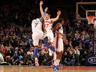 Illustration for article titled Knicks Accused Of Hiding Jeremy Lin's Injury To Sell Playoff Tickets