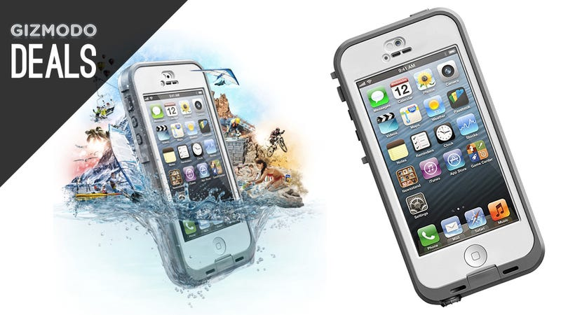 Illustration for article titled LifeProof Your iPhone 5S, Sony NEX-5TL Bundle, Logitech [Deals]