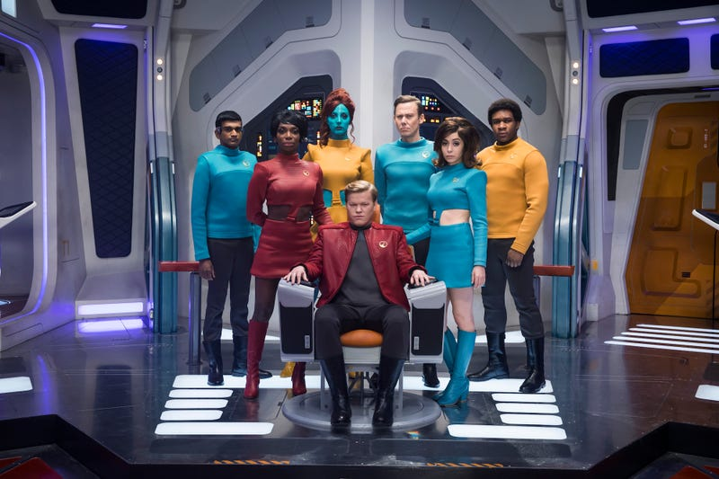 USS Callister , the standout of series 4
