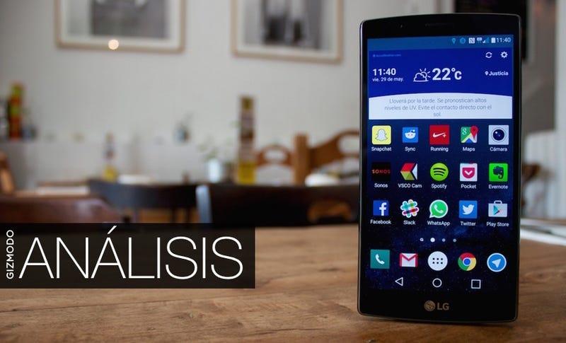 Illustration for article titled LG G4, análisis: el Android más auténtico no es para todos los públicos