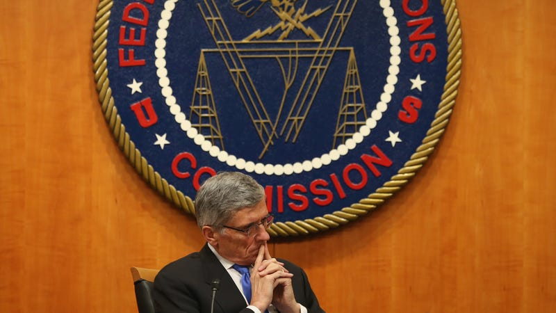 FCC chairman Thomas Wheeler, who is set to leave office when Donald Trump takes office. (Image: Getty)