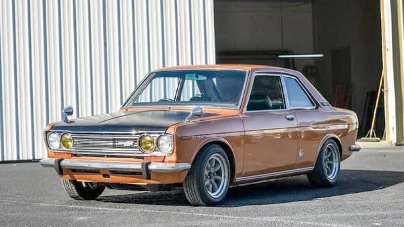 Would You Pay 28 000 For This 1971 Nissan Bluebird 1800