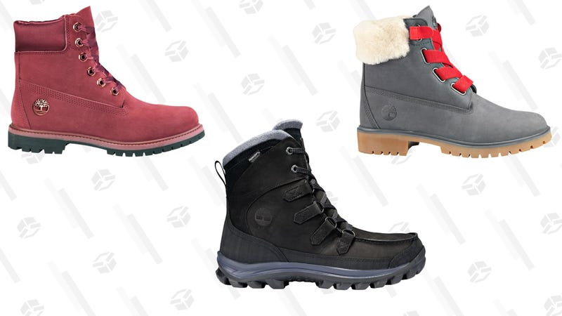 Extra 25% Off Men's and Women's Sale | Timberland