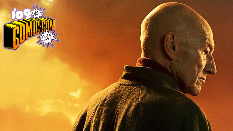 In the First Full Trailer for Star Trek: Picard, Jean-Luc Assembles a New and Familiar Crew