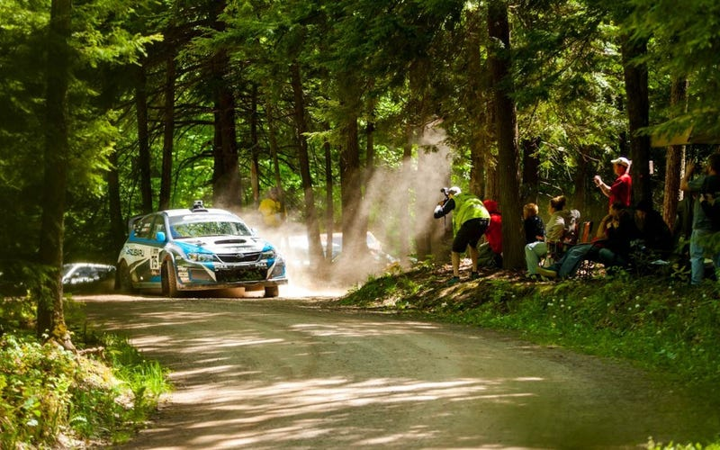 Illustration for article titled Oppo mini-meet proposal: Susquehannock Trail Rally