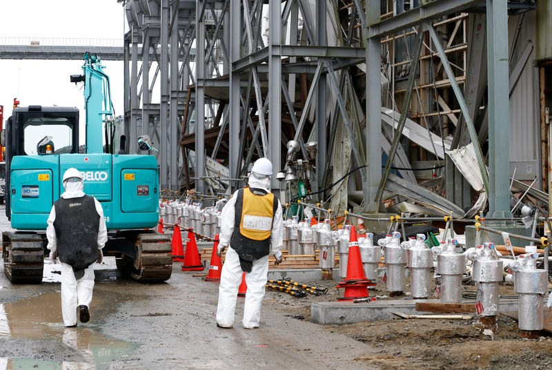 Illustration for article titled The Latest Fukushima Leak Was Unreported for Almost a Year