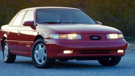 The 365 Hp Ford Taurus Sho Is One Of The Best Sleeper Sedan Bargains