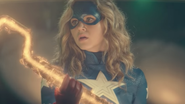 Stargirl s Latest Promo Wants You to Laugh and Think About the Justice Society of America