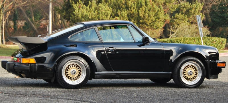 Dear God, What Have I Done: Owning An '80s Porsche 911 Turbo