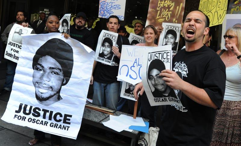 Illustration for article titled Oscar Grant Killer Gets 2 Years in Prison