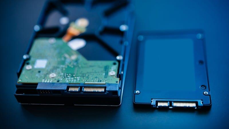 Illustration for article titled La paridad de precios entre SSD y discos duros está más cerca de lo que pensamos