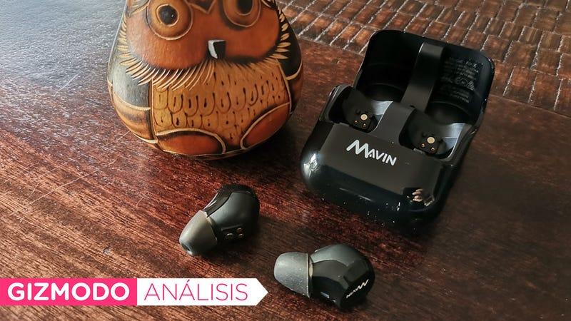 Illustration for article titled Estos auriculares con 30m de alcance y 50 horas de batería cambiarán la forma en que escuchas música