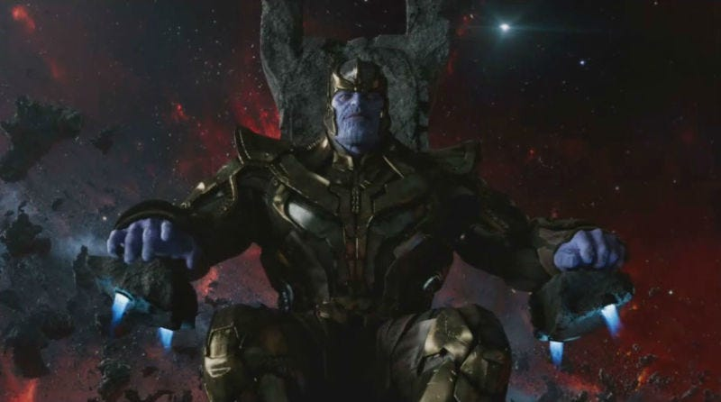 Illustration for article titled Everything We Know About Thanos in the Marvel Universe, According to Thor